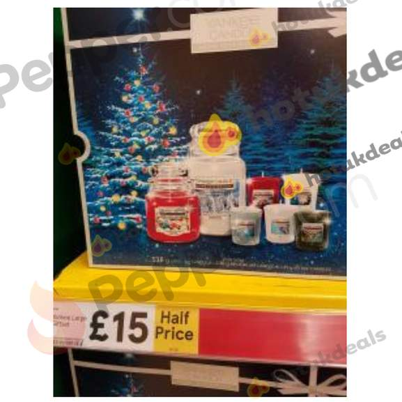 Large Yankee Candle Home Inspiration Gift Set 15 At Tesco Instore