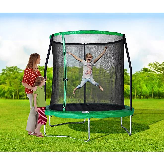 Sportspower Pro 8FT Trampoline + Enclosure £75 / 10ft £99