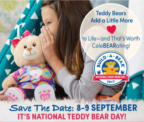 Build A Bear Coupons For Instore Use