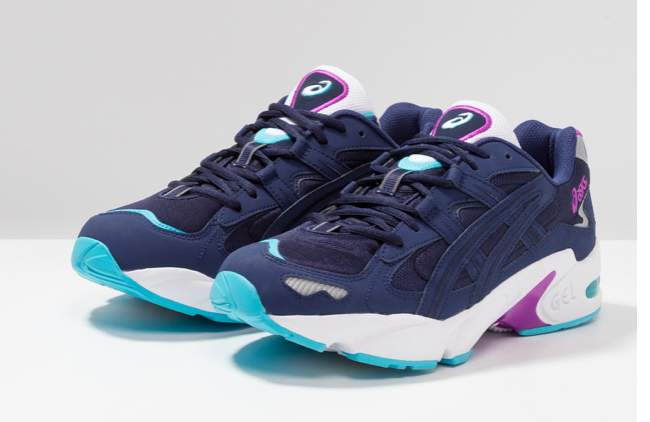 £48Zalando Og Asics Now 99 Gel Kayano £119 Were Tiger 5 Trainers kZiuOXTP