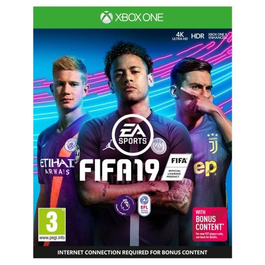 FIFA 19 (PS4 / Xbox One) £10 @ Tesco - hotukdeals