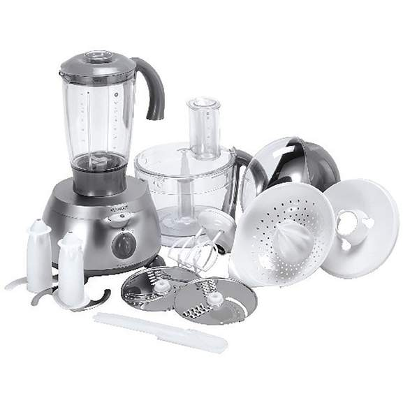 Kenwood Fp Multipro Food Processor Silver