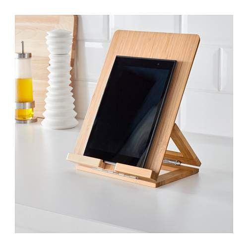 Grimar 3 position tablet stand in sustainable bamboo wood 9 or the radio as you go about your business just 9 and if youre a family card holder you can grab yourself a hot drink for free on weekdays as well reheart Gallery