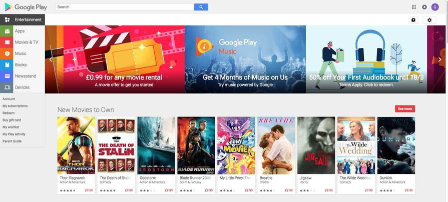 4 Months Google Play Music for FREE - hotukdeals
