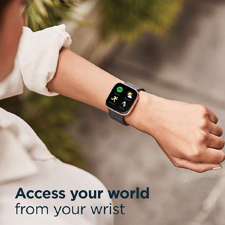 Amazon Exclusive - Fitbit Versa 2 Health & Fitness