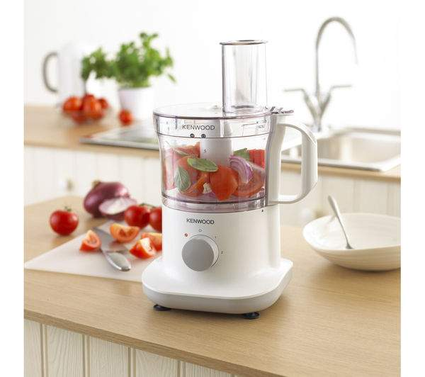 Can You Make Cakes With A Kenwood Food Processor