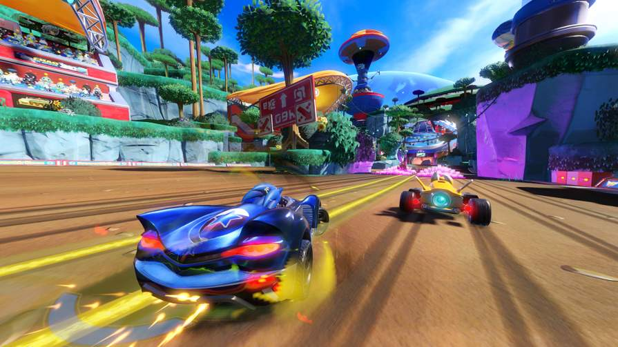 Team Sonic Racing Nintendo Switch 28 49 Delivered Go2games