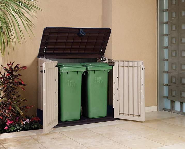 Keter Store It Out Midi Outdoor Plastic Garden Storage