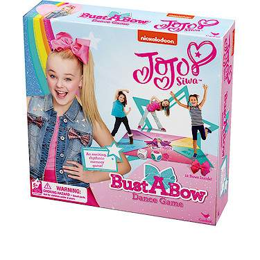Jojo Siwa Bow Maker Contains Materials For 4 Bows 163 15 C