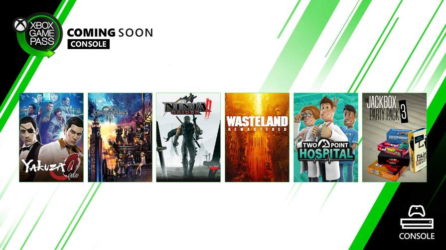 Xbox pass februāris