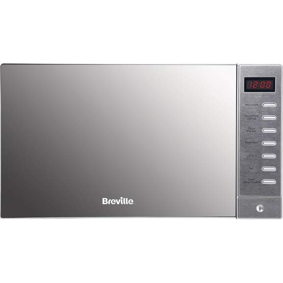 25a729b7e4b2 Breville 20L Silver Solo Microwave - now £49 / Breville 23l Grill Microwave  £53 / Breville Halo+ VDF105 Air Fryer £79 + More @ Tesco Direct