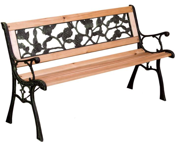Prime Garden Bench 3 Seater Wooden Outdoor Patio Park Seating Ocoug Best Dining Table And Chair Ideas Images Ocougorg