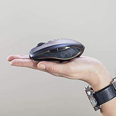 Logitech MX Anywhere 2 AMZ Wireless Bluetooth Mouse for