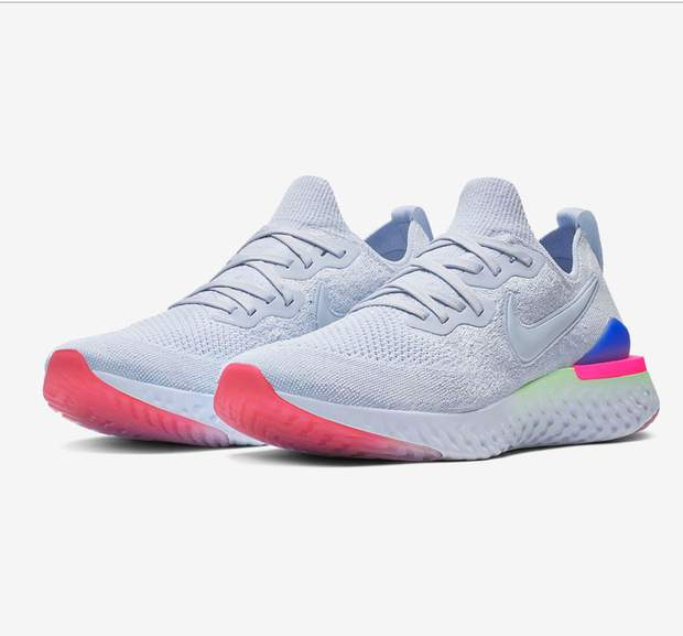 7db63f73c8c Nike Epic React Flyknit 2 running shoes trainers size 6-12 in stock ...