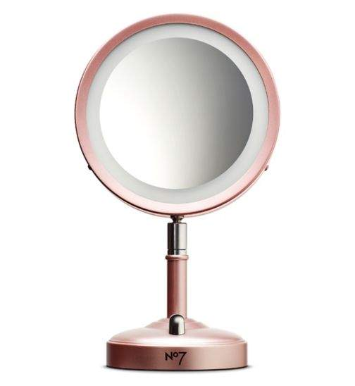 Star Buy No7 Illuminated Make Up Mirror With Dimmer