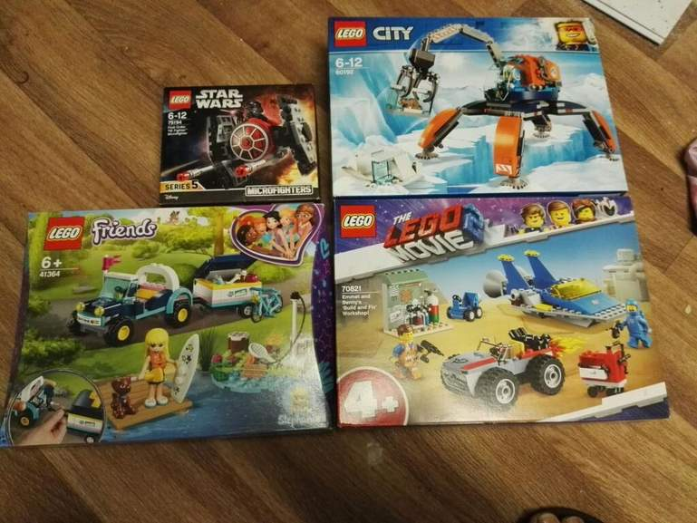 Various Lego Sets Reduced by up to 75% @ Boots Merry Hill