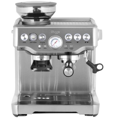 Sage Bes875uk The Barista Express Espresso Coffee Machine 15