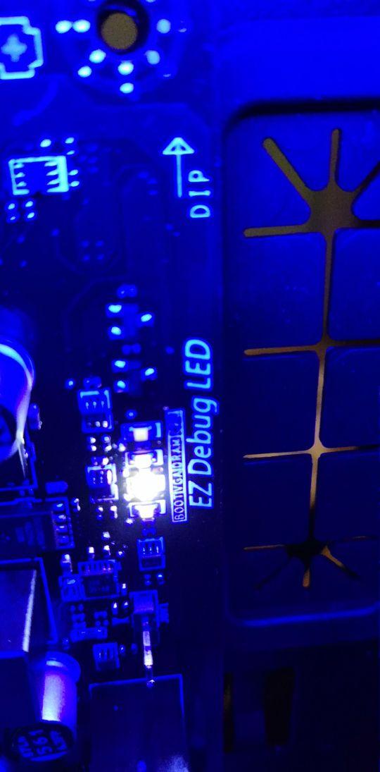 Three beeps on MSI B450M PRO-VDH motherboard - What am I