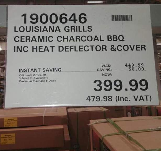Louisiana Grills 24