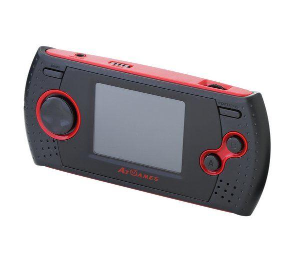 Sega Portable Games Console with 30 Games now £19 99 / SEGA Ultimate