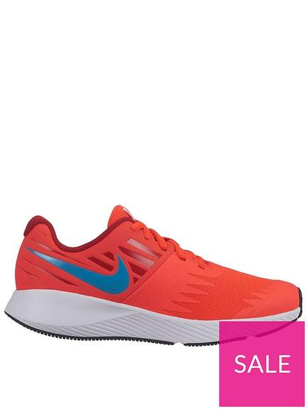 sports shoes 52122 0df2f Nike Star Runner Junior Trainers