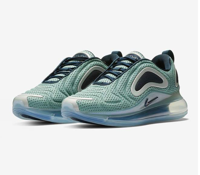 acheter populaire 21edc f15c0 Women's Nike Air Max 720 'Northern Lights' Trainers were ...