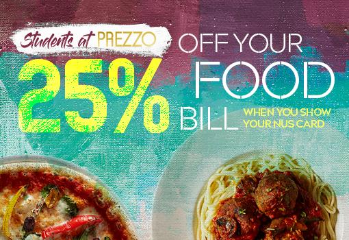 Prezzo deals november