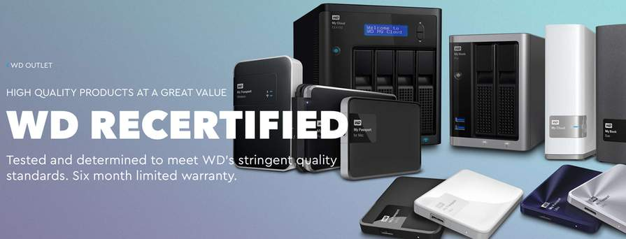 FAQ MegaThread for Western Digital WD Recertified Drives and NAS