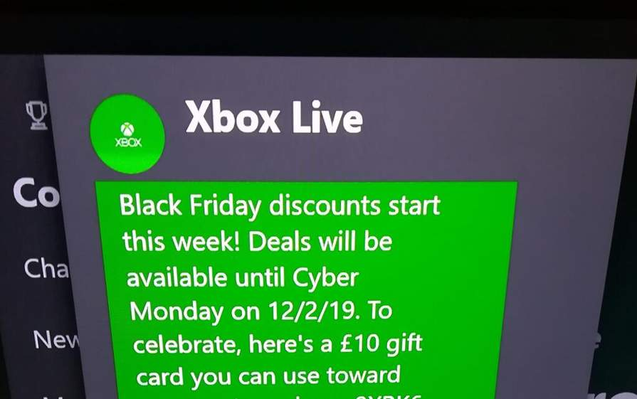Xbox Live 10 Gift Card Free Xboxstore Hotukdeals