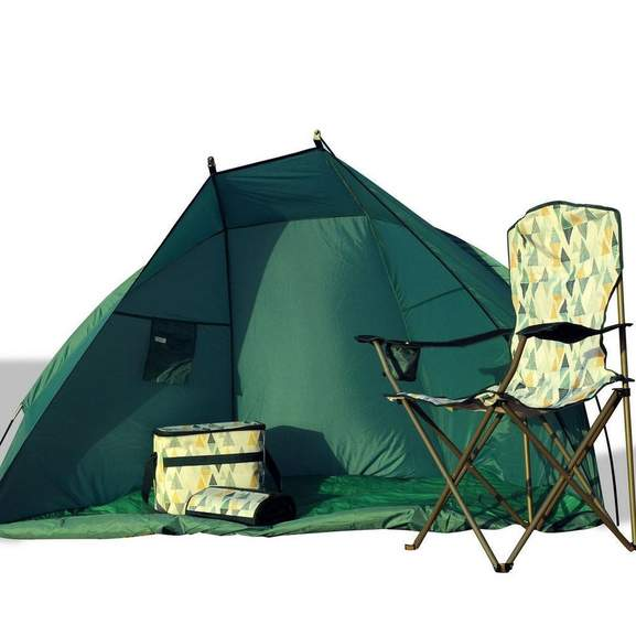 3216366-mdrNk.jpg  sc 1 st  HotUKDeals & Eurohike Wave Beach Tent £12.95 Delivered @ millets-outdoor / eBay ...