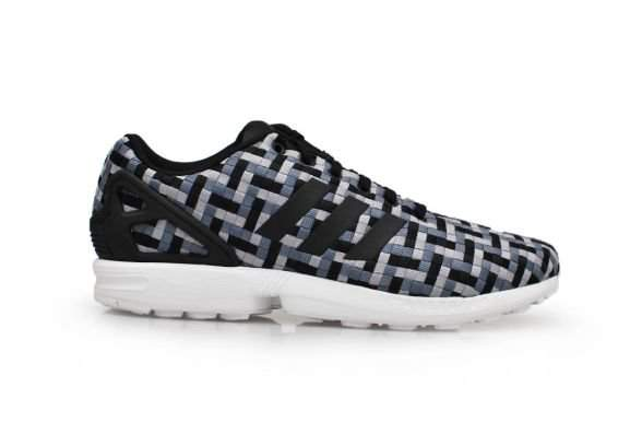 low priced 04570 c3659 adidas Originals Mens ZX Flux Trainers Black/Grey OR Brown ...