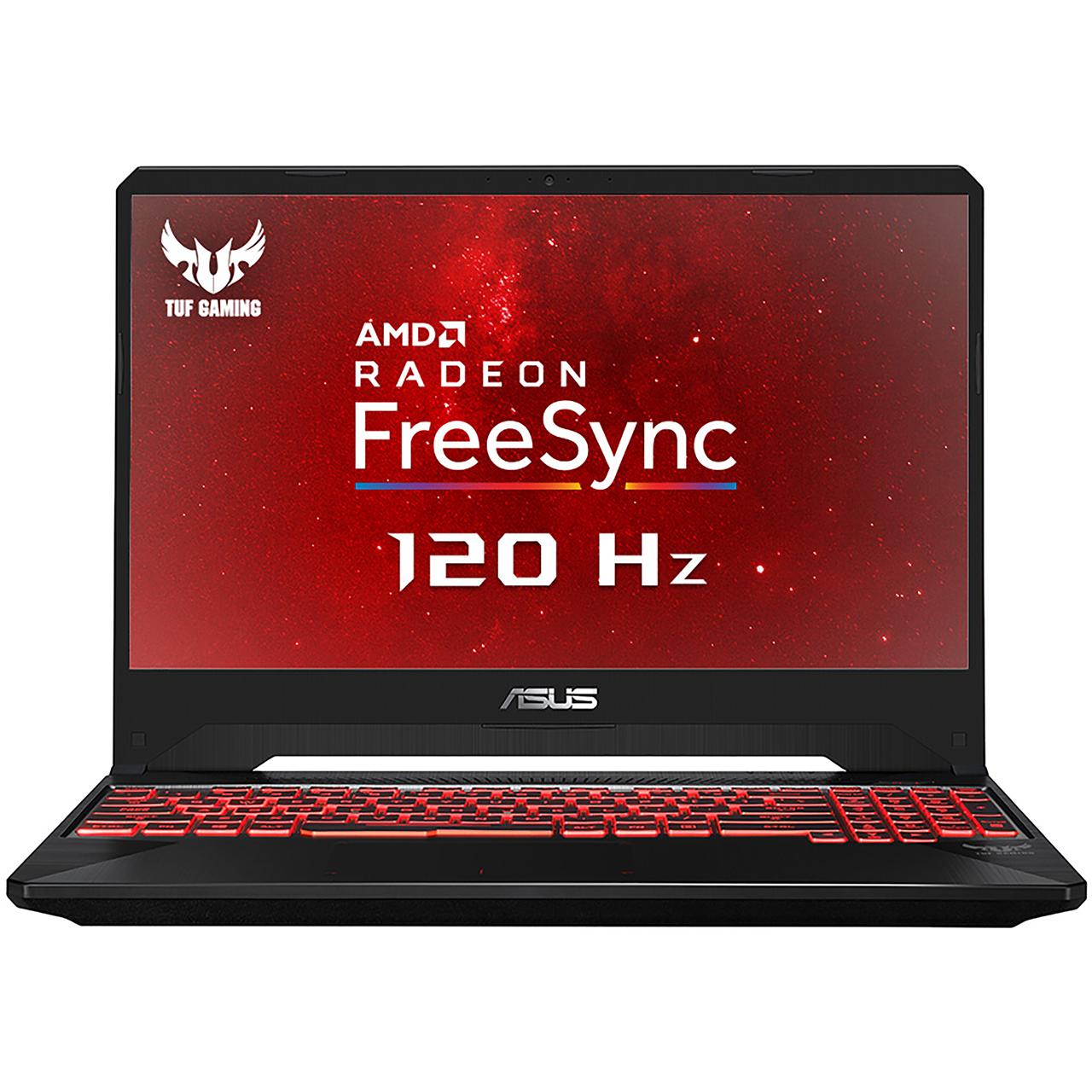 "Asus TUF FX505 15.6"" Gaming Laptop - Ryzen 5 3550H / RX 560 4GB / 8GB RAM / FHD 120Hz / 1TB + 256GB SSD £689 @ AO 2"