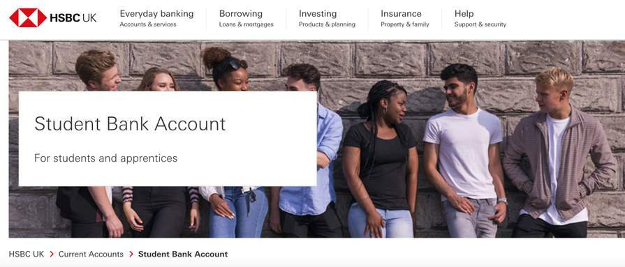 HSBC Student account - £100 for opening account (payable within 7
