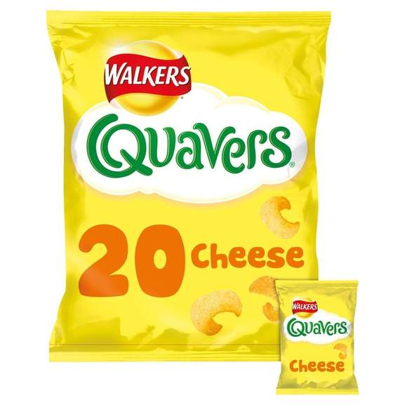 Curly Little Things Quavers And No Two Are The Same Some Twistier That Wrap Around Your Tongue But Theyre All Crunchy Melty Pleasingly