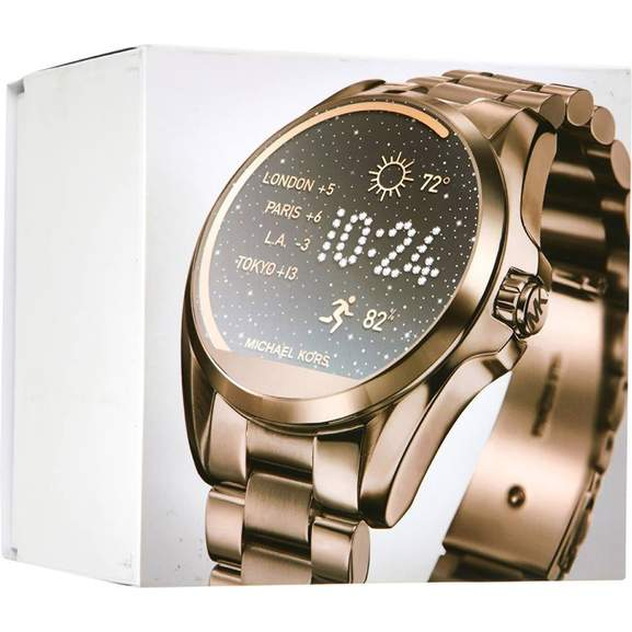 a6fce495e23b Michael Kors Smart Watch were £350.00 and are now in on their website for  £99.00 they also have purple.