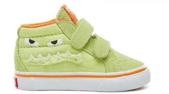 1f7acd71c18a Vans toddler suede monster face shoes £18.50   Kids Vans t-shirts £8 ...