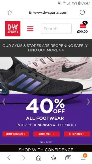 dw sports kids trainers buy clothes