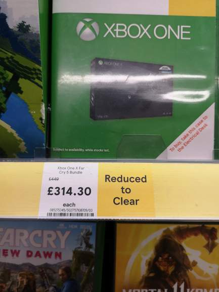 Cheapest Refurbished Xbox One Consoles
