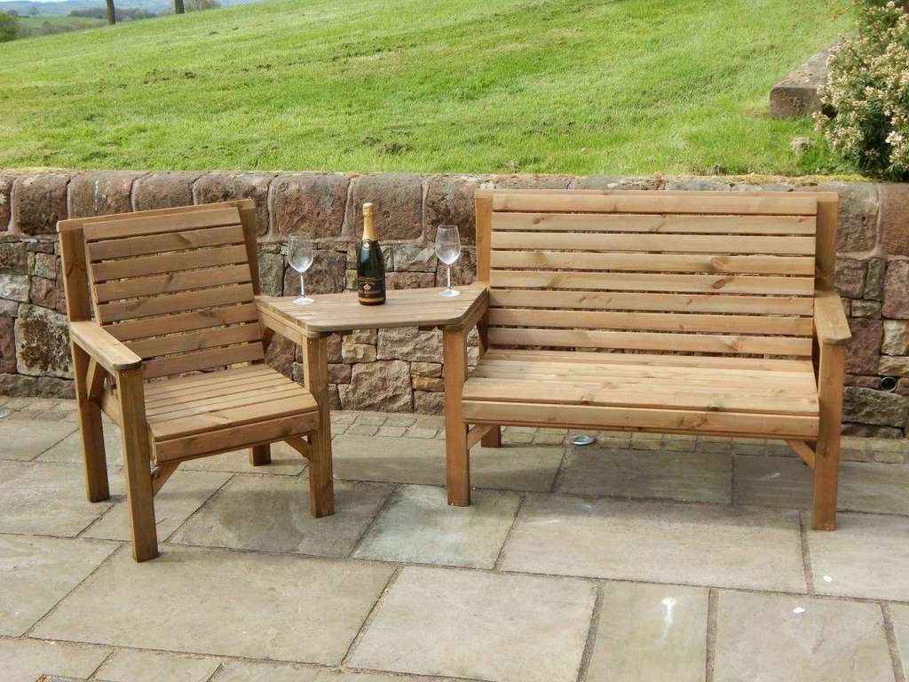Staffordshire Outbuildings Ltd Handmade Garden Armchair For 69 Or Garden Bench For 99 Free Delivery Ebay Staffordshireoutbuildingsltd Hotukdeals