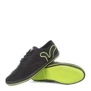 Voi Mens Fiery III Black & Neon Green Trainers - £17 Delivered (Using Code) @ Box Clothing