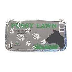 Pussy Lawn - Indoor grass for your kitty. £2.25 delivered at Pharmacy2u