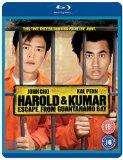 Harold And Kumar Escape From Guantanamo Bay Blu-Ray £4.59 @Priceminister