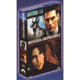 Mission Impossible / Mission Impossible 2 - Box Set £0.99 @ Priceminister / Rarewaves