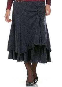 Wool Blend Jersey Skirt only £5 at Rowlands clothing