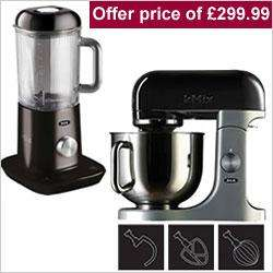 AGA - Kmixer reduced to £299 with free blender delivered (Kenwood kmix)