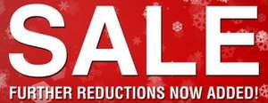 Winter Sale with Further Reductions Now Live Online @ Box Clothing