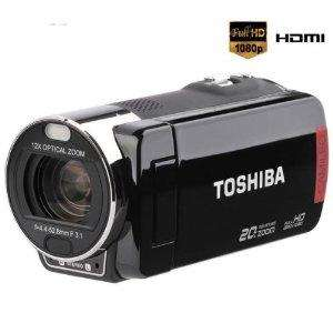 HD Toshiba Camileo X 200 Camcorder £124-78 delivered direct from Toshiba