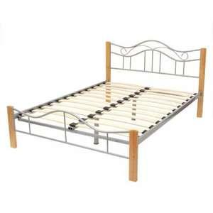 Eugine King Size Bed for £89.99 Delivered  @ Gardens and Homes Direct