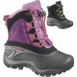Merrell Snow Burst Kids Snow Boots was £55 now £24.99 w/free delivery @ outdoorworld