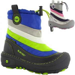 Kids Chukka Winter Boots, Was £44.99, £16.99 delivered @ Outdoor World